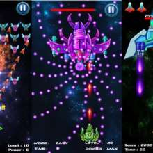 Galaxy Attack Alien Shooter MOD APK For Android 29.1