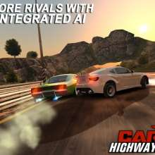 CarX Highway Racing MOD APK 1.71.1 free on Android