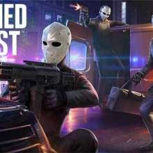 Armed Heist MOD APK + DATA for Android 2.2.5