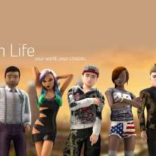 Avakin Life - 3D Virtual World MOD APK for Android 1.028.01
