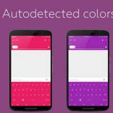 Flat Style Colored Keyboard Pro APK 2.0.4 - Android App