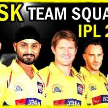CSK Come Back In IPL 2018 Song