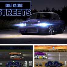 Drag Racing Streets FULL APK + Data APK For Android 2.9.1