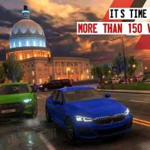 Driving School Sim MOD APK + DATA Download 3.9.0
