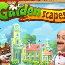 Gardenscapes New Acres MOD APK Free on Android 4.8.0