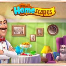 Homescapes MOD APK Free on Android 4.3.7