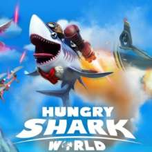 Hungry Shark World MOD APK for Android 4.2.0