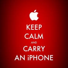 Steve Jobs Keep Calm