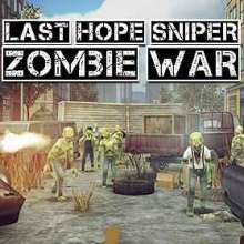 Last Hope Sniper Android MOD APK Zombie War 1.61