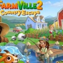 FarmVille 2 Country Escape for Android MOD APK 16.7.6496