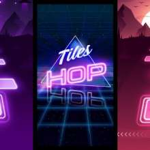 Tiles Hop: EDM Rush! APK MOD v3.4.1 (Unlimited Money/Stones)