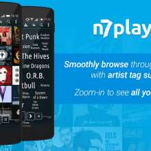 n7player Music Player Premium APK 3.0 Final - Android App