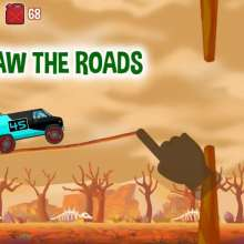 Road Draw: Climb Your Own Hills APK 1.4.4 - Android Game