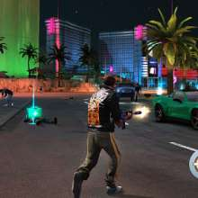 Gangstar Vegas World of Crime MOD APK + DATA 5.2.0p