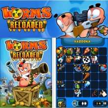 Worms Reloaded Java Mobile Game