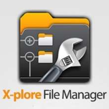 X-plore File Manager Donate MOD APK 4.14.07 - Android App